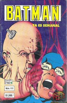Batman (1987-2002) (Grapa) #111