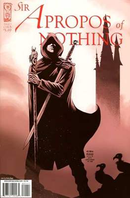 Sir Apropos of Nothing (Comic Book) #1