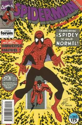 Spiderman Vol. 1 / El Espectacular Spiderman (1983-1994) #262