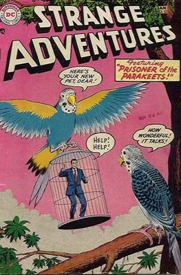 Strange Adventures (Comic Book) #52