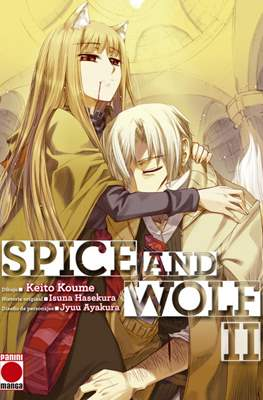 Spice and Wolf #2
