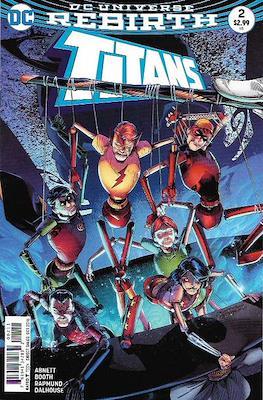 Titans Vol. 3 (2016- 2019) #2