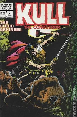 Kull the Conqueror (1982-1983) #2