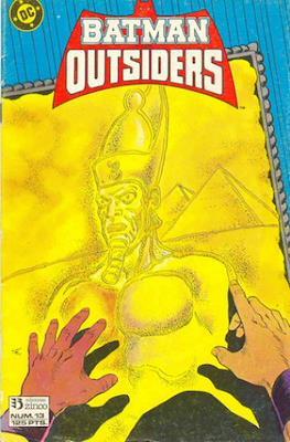 Batman y los Outsiders / Los Outsiders (1986-1988) (Grapa, 34 páginas) #13