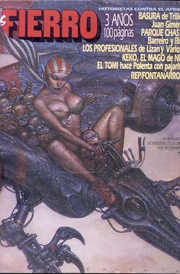 Fierro (Grapa (1984-1992) Primera época) #36