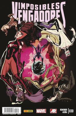 Imposibles Vengadores (2013-2018) (Grapa) #30