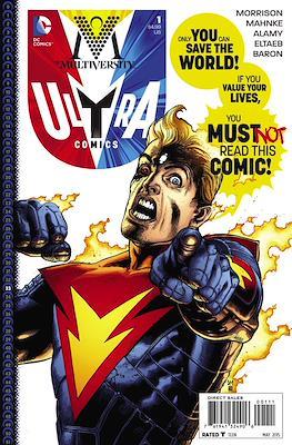 The Multiversity: Ultra Comics (2015)
