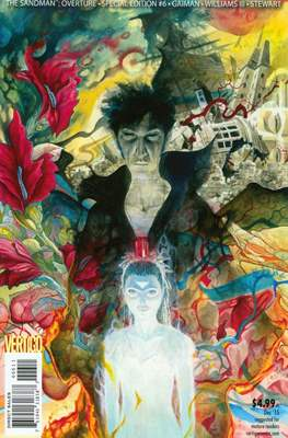 The Sandman: Overture Special Edition (Comic book) #6
