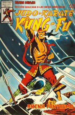 Relatos salvajes: Artes marciales Judo - Kárate - Kung Fu Vol. 2 #11