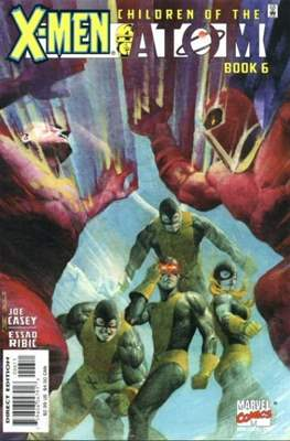 X-Men: Children of the Atom #6