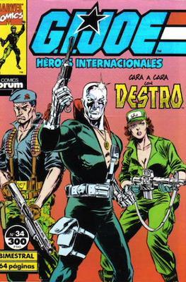 Comando G.I.Joe (Grapa. 19x27. 32 páginas. Color.) #34
