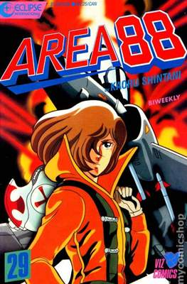 Area 88 (Softcover) #29