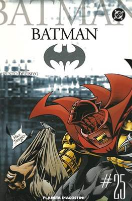 Coleccionable Batman (2005-2006) (Rústica. 96 pp) #25