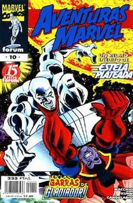 Aventuras Marvel #10