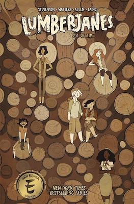 Lumberjanes (Softcover) #4