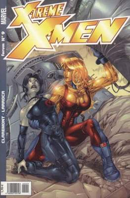 X-Treme X-Men (2002-2005) (Grapa) #9