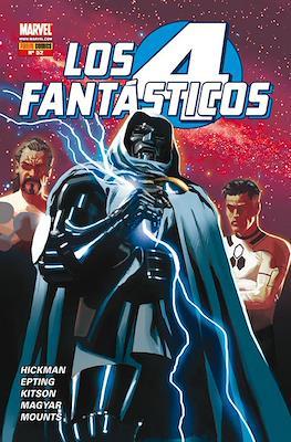 Los 4 Fantásticos / Los Cuatro Fantásticos Vol. 7 (2008-) #52