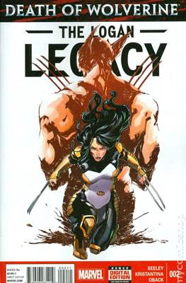 Death of Wolverine: The Logan Legacy (Comic-Book) #2