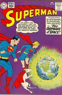 Superman Vol. 1 / Adventures of Superman Vol. 1 (1939-2011) (Comic Book) #144
