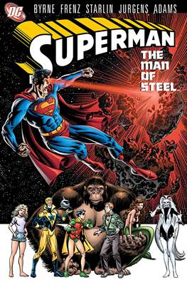 Superman: The Man of Steel (Softcover) #6