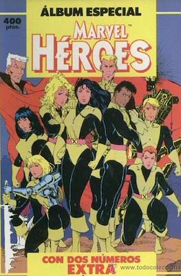 Marvel Héroes. Álbum especial