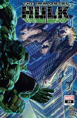 El Increíble Hulk Vol. 2 / Indestructible Hulk / El Alucinante Hulk / El Inmortal Hulk (2012-) (Comic Book) #94/19