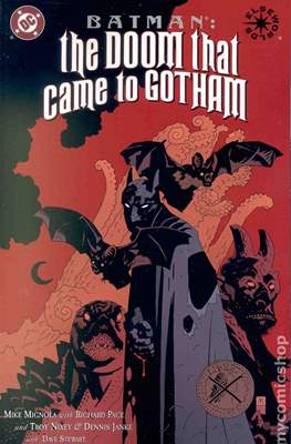 Batman The Doom That Came to Gotham (Prestige) #3