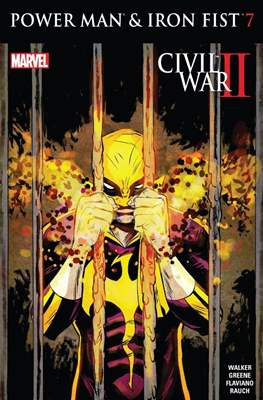 Power Man and Iron Fist Vol. 3 (2016) (Comic Book) #7