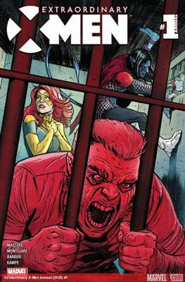 Extraordinary X-Men Annual (2016-)
