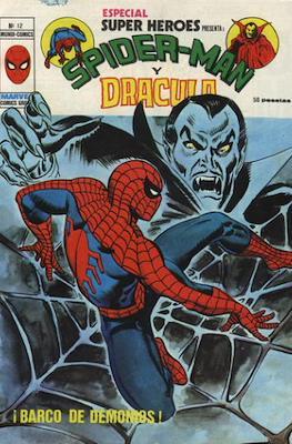 Especial Super Héroes (1979-1980) (Grapa) #12