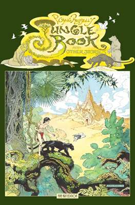 P. Craig Russell's Jungle Book and Other Stories