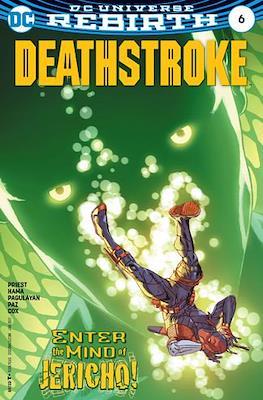 Deathstroke (2016-2019 ) #6