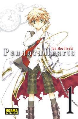 Pandora Hearts (Rústica con sobrecubierta) #1