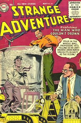 Strange Adventures (Comic Book) #68