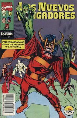 Los Nuevos Vengadores Vol. 1 (1987-1994) #52