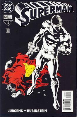 Superman Vol. 2 (1987-2006) (Comic Book) #121