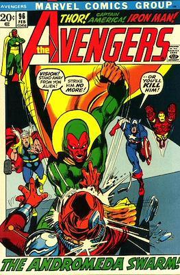 The Avengers Vol. 1 (1963-1996) (Grapa) #96