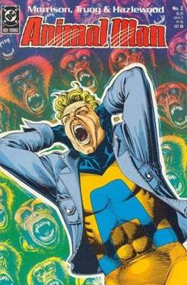 Animal Man (1988-1995) (Comic Book) #2