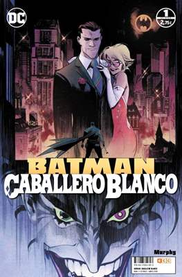 Batman: Caballero Blanco (Grapa. 32 páginas.) #1