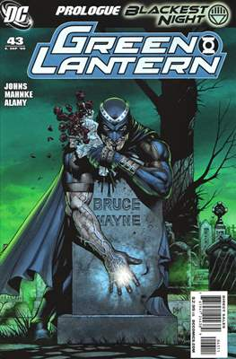 Green Lantern Vol. 4 (2005-2011) (Comic book) #43