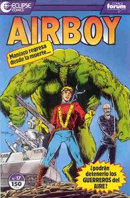 Airboy (Grapa 32 pp) #17