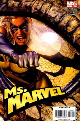 Ms. Marvel (Vol. 2 2006-2010) (Comic Book) #23