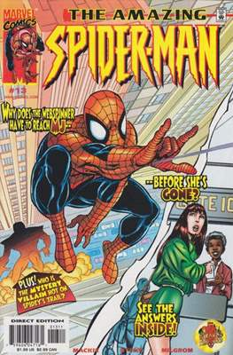 The Amazing Spider-Man Vol. 2 (1999-2014) (Comic-Book) #13