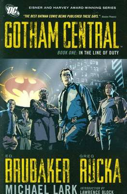 Gotham Central (softcover (2004-2007)) #1