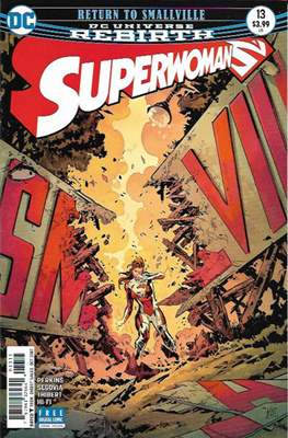 Superwoman (2016-2018) (Comic-book) #13