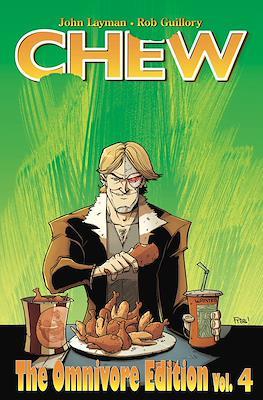 Chew The Omnivore Edition (Oversized Hardcover) #4