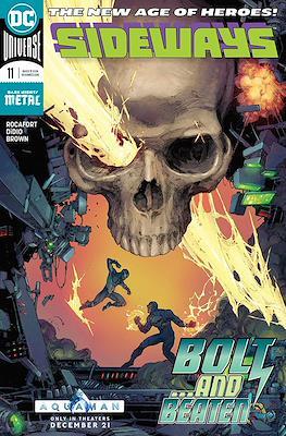 Sideways (Comic Book) #11