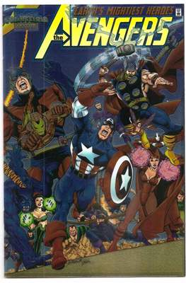 Marvel Collectible Classics Avengers