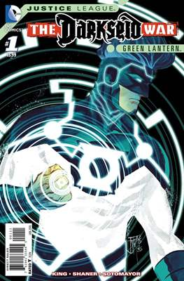 Justice League The Darkseid War: Green Lantern