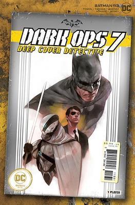Batman Vol. 3 (2016- Variant Cover) #113.1